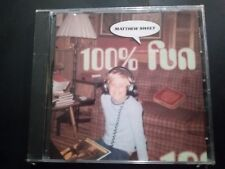 100% Fun by Matthew Sweet (CD, Mar-1995, Zoo/Volcano Records) New Sealed