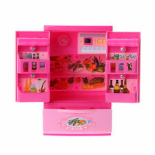 Lovely Baby Kids Educational Refrigerator Mini Fridge Appliances Kitchen Toy GT