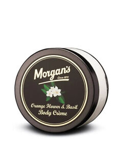 Morgans Womens Orange Flower & Basil Body Creme Rich Luxurious Cream 200ml Tube