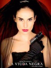 La Viuda Negra. Telenovela Completa Colombiana 2 Temporadas 32 Dvds.