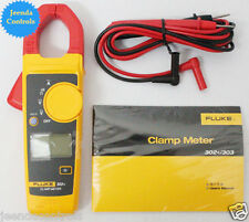 NEW Fluke 302+ Digital Clamp Meter AC/DC Multimeter Electronic Tester