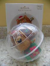 Hallmark 2012 The Hamster Dance Song Magic Sound Music Christmas Ornament