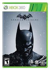 Batman Arkham Origins Xbox 360 US NTSC NEW