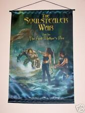 Wall Scroll - Soulstealer War Art - Signed