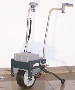 Viamobil V15 / Schiebehilfe alber mit Anbausatz + Montagekarton ohne Rollstuhl