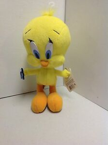 "Looney Tunes Tweety Bird 12"" Plush by Applause"
