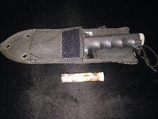 Kershaw Fixed Blade Survival Knife Model 1005, Kershaw Survival Knife Used