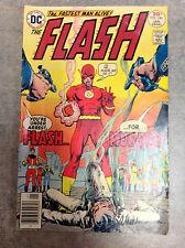 DC Super-Stars The Flash comic book 246! January 1977!