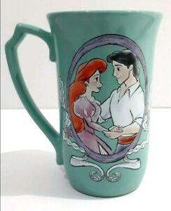 disney store mug little mermaid ariel prince eric gift idea kitchen homeware