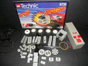 Lego  Technic 8735 9 V Power Motor