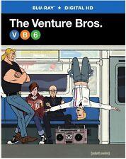 Venture Bros: Season 6 (2016, REGION A Blu-ray New)