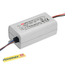 [POWERNEX] MEAN WELL NEW APV-16-12 12V 1.25A 15W Single-OUT LED POWER SUPPLY