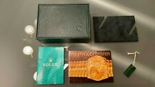 """Original Rolex Box Vintage incl.Zubehör """"Montres Rolex SA 68.00.55,Top Zustand!"""