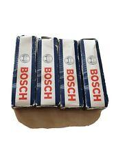 BOSCH Double Platinum Spark Plug 0242240649 - x 4 PACK