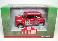 Mini No. 53 N. Burge Corgi Miglia Car 2010