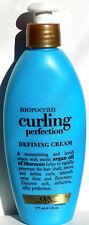 OGX Renewing Moroccan Argan Oil Curling Perfection Defining Cream 6oz