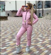 Ski Suit  Jumpsuit Snow Suit Outdoor Sport Romper Womens Winter Warm