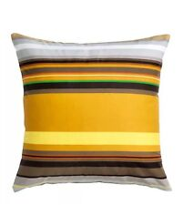 """4 Pc Striped Pillow Cover Ikea Stockholm Cushion Cover 20 x 20"""" Cotton New"""