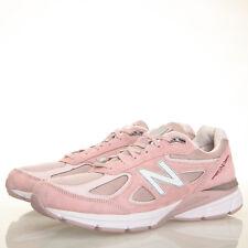 New Balance 990 Faded Rose Komen Pink Running Shoes - Womens 13 B (W990v4)