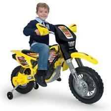 Dirt Bike Moto Cross Électrique enfant 3-6 ans Thunder VX 12v marque Injusa
