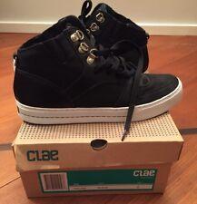 Clae footwear Rollins Black US 9 Vintage
