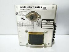ACDC ELECTRONICS 15N1.5 POWER SUPPLY