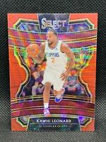 2019 Panini Select Kawhi Leonard Red Wave Tmall HOT