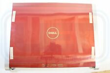 New Dell XPS M1330 Laptop LCD Top Back Cover Lid XK075 Red LED Tested Warranty