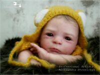 Studio-Doll Baby  Reborn BOY NELE by GUDRUN LEGLER like real baby