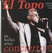 cd M1  EL TOPO ( ANTONIO CABAN VALE ) 25 ANOS ... CANCION DEL PUEBLO