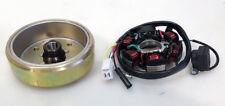Lichtmaschine Stator + Polrad 6-Spulen 139QMB 50ccm 5-Pin Chinaroller 4-Takt GY6