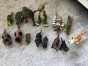 Dinosaur Figure Bundle X 14