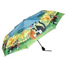 Taschenschirm Regenschirm Katzen Kunst  Rosina Wachtmeister All Together