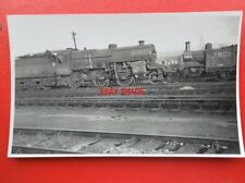 PHOTO  LMS 2-6-0 CRAB LOCO NO (4)2787 AT WILLESDEN 31/12/46