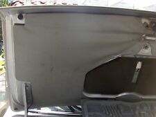 BMW 633 or 635 trunk panels   e24