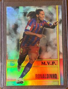Ronaldinho FC Barcelona MVP 2006 #541 Mundicromo La Liga 2006-07 Rare 🐐 invest