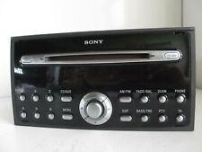 SONY CD-RADIO FORD FOCUS-C MAX-MONDEO-TRANSIT  SONY MODEL C307/C214-MP3/RDS