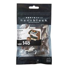 Electric E Organ Nanoblock Miniature Building Blocks New Sealed NBC148