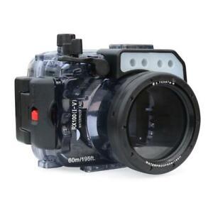 SeaFrogs RX-100 (1-5) Sorgerecht Sub Für Kameras sony RX100 M1-M2-M3-M4-M5