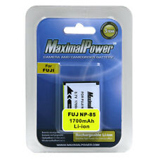Battery for Fuji Fujifilm NP-85 FinePix S1 SL240 SL260 SL280 SL300 SL305 SL1000