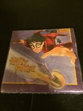 Harry Potter Party Napkins Party Express 16 Count.   2000