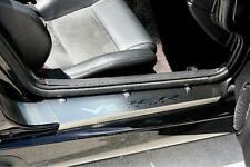 2003-2010 Dodge Viper - Interior Door Sill Trim Plates 'VIPER SRT 10' 2Pc | S.S.