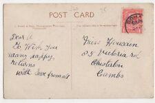 Miss Housden, 85 Victoria Road, Chesterton, Cambridgeshire Postcard, B275
