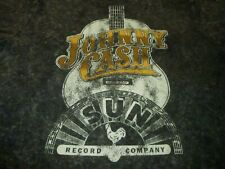 Johnny Cash Shirt ( Used Sizr L ) Very Good Condition!