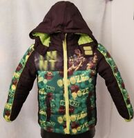 Teenage Mutant Ninja Turtles Jacket Raphael Nickelodeon Kids Toddler Size SALE