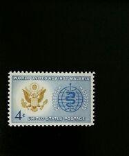 1962 4c World United Against Malaria Scott 1194 Mint F/VF NH
