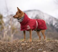 CLEARANCE OFFER  Hurtta Outdoors Extreme Warmer Lingon Dog Coat