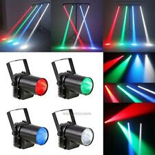 4Pcs RGB Super Mini Laser Projector DJ Disco LED Light Stage Party Lighting Show