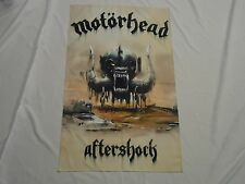 MOTORHEAD AFTERSHOCK TEXTILE FLAG