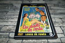 DVD - AU DIABLE LA VERTU - Louis de Funes  Julien Carette DVD RENE CHATEAU